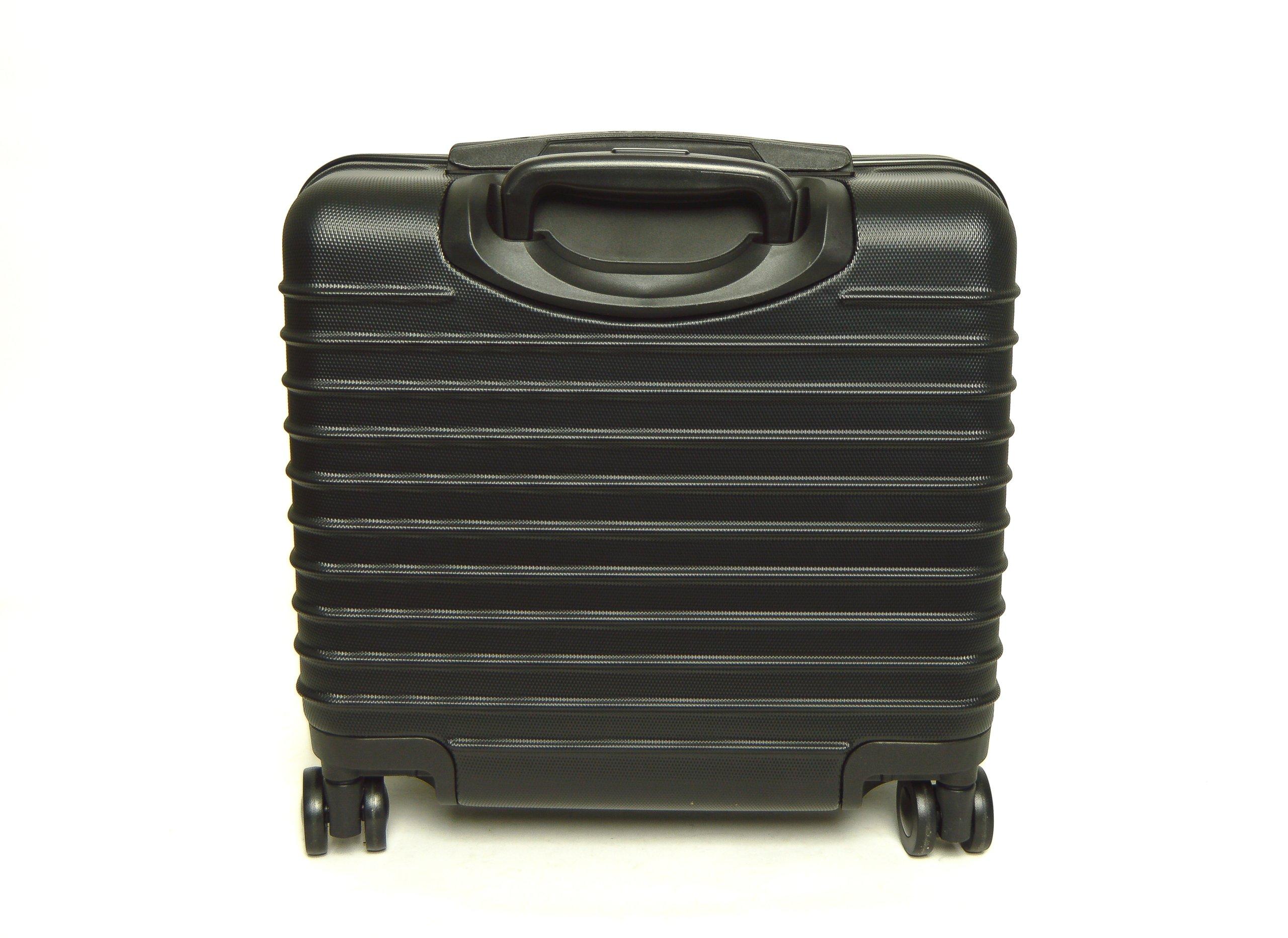a77b0b4d4027a Extra walizka twarda 4 kółka pilotka SWISS CONCEPT - 7262242828 ...