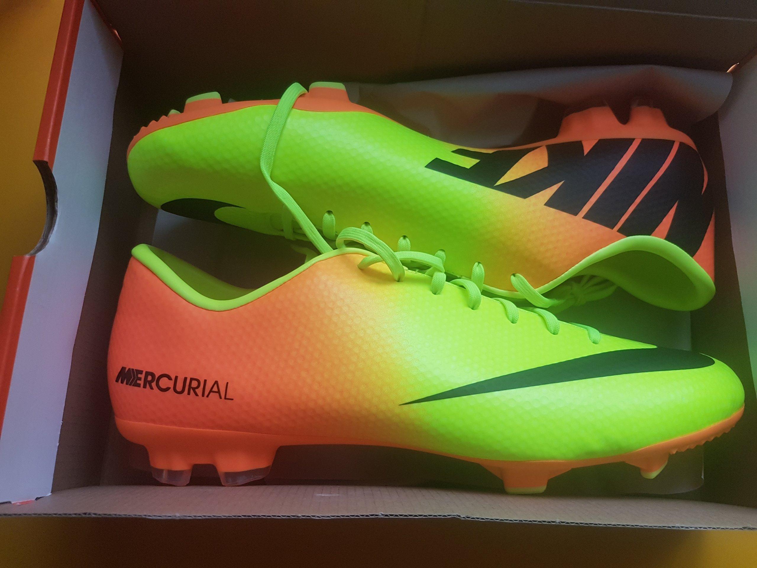 new products dbc73 3e947 NOWE korki Nike Mercurial Victory IV FG roz 47 KRK