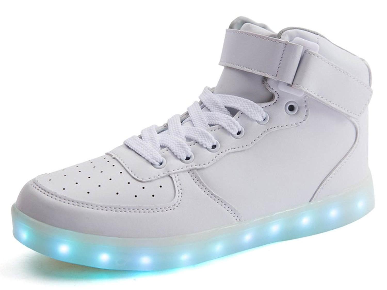 Buty podświetlane led świecące air force r 35 44 Zdjęcie