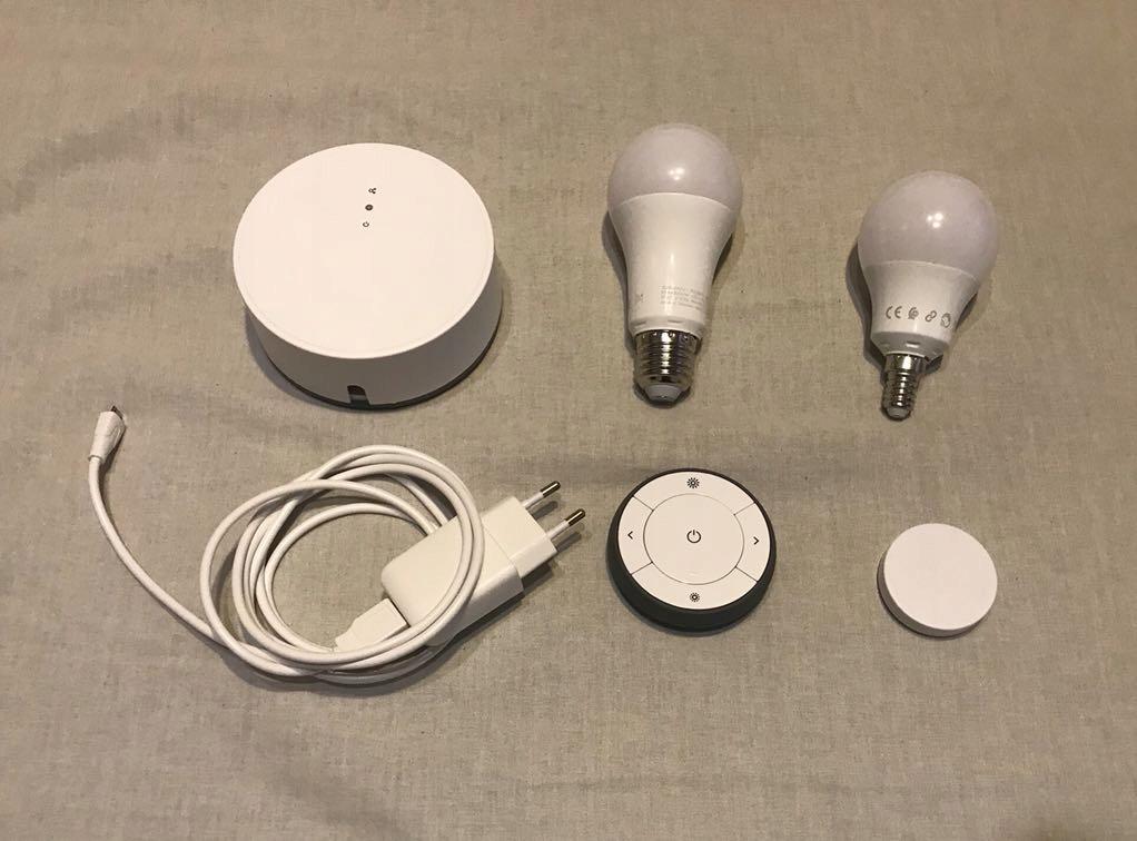Zestaw Inteligentnego Oświetlenia Ikea Tradfri 7467744653