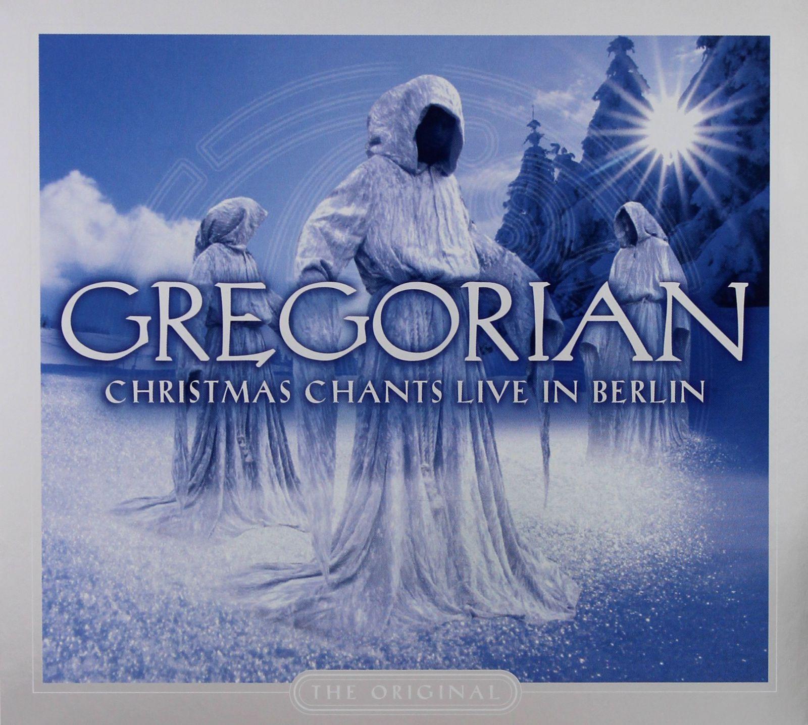 Gregorian Christmas Chants.Gregorian Christmas Chants Live In Berlin Cd