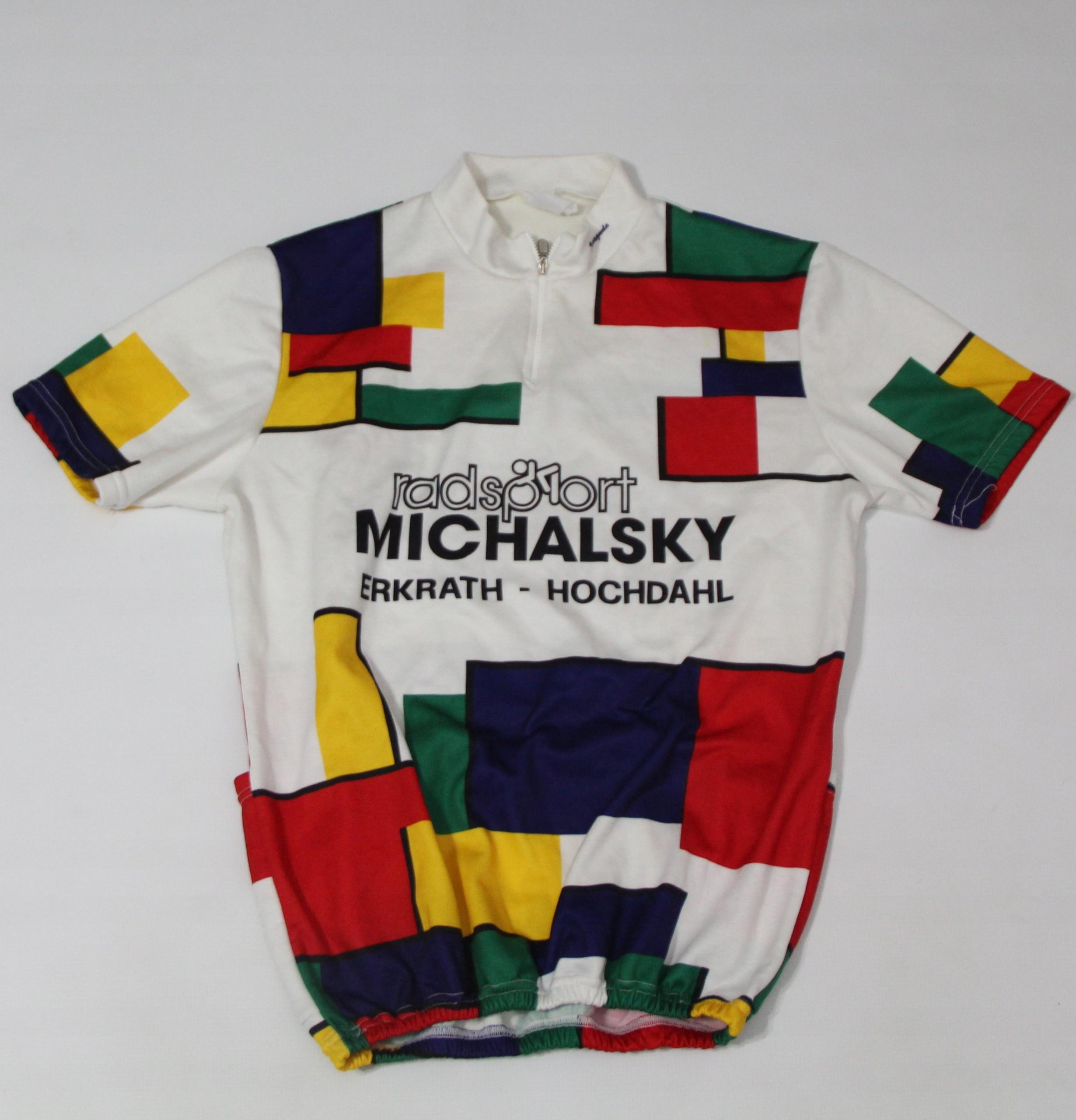 Męska Koszulka Rowerowa CAMPAGNOLO Made in ITALY