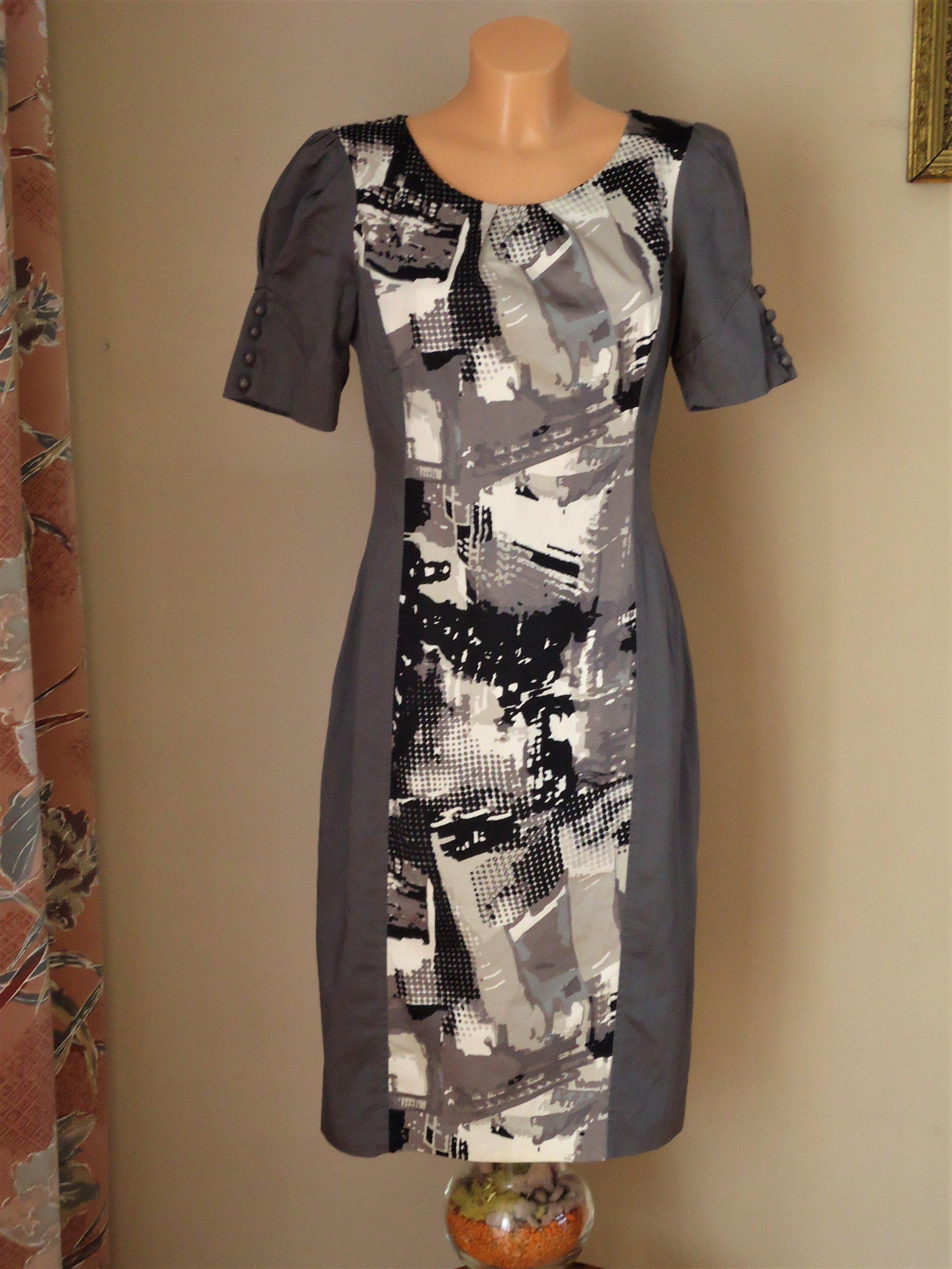 68318d10c1 Sukienka r 38 firmy De Facto - 7344255900 - oficjalne archiwum allegro