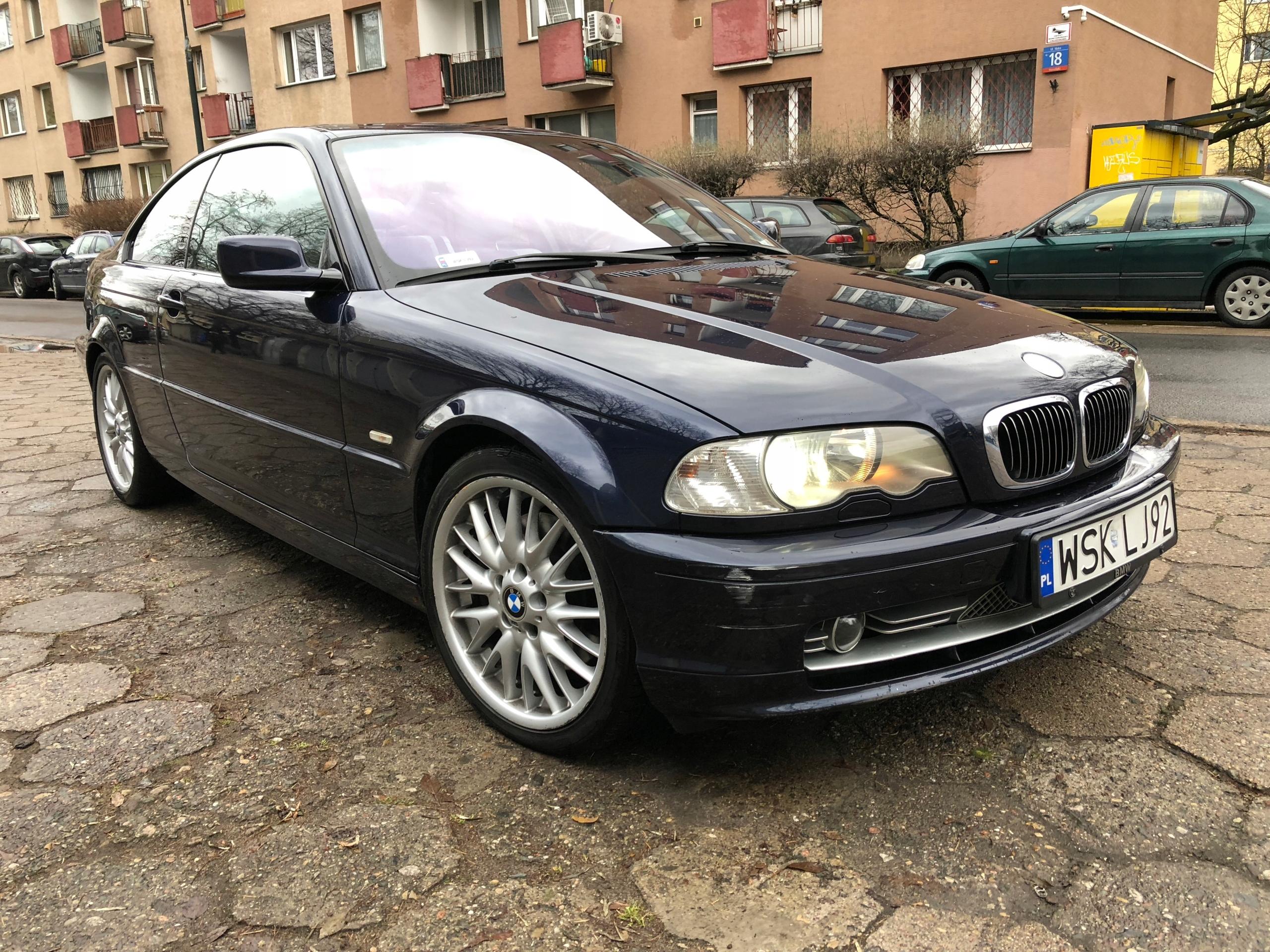 bf81cef88 BMW 330 CI COUPE - 7717266605 - oficjalne archiwum allegro