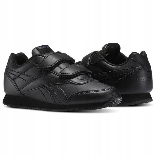 NOWE Reebok Royal Classic Jogger czarne 31 RZEPY