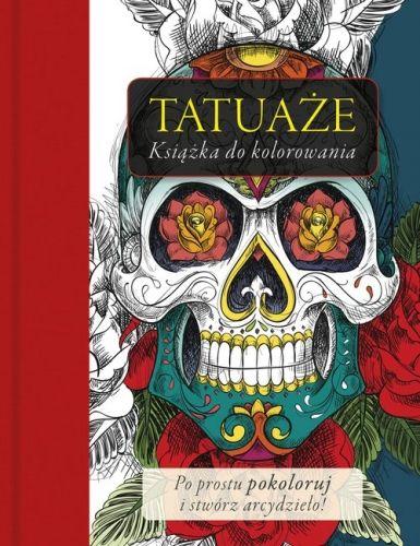 Tatuaże Książka Do Klorowania Zbiorowe Opracowan