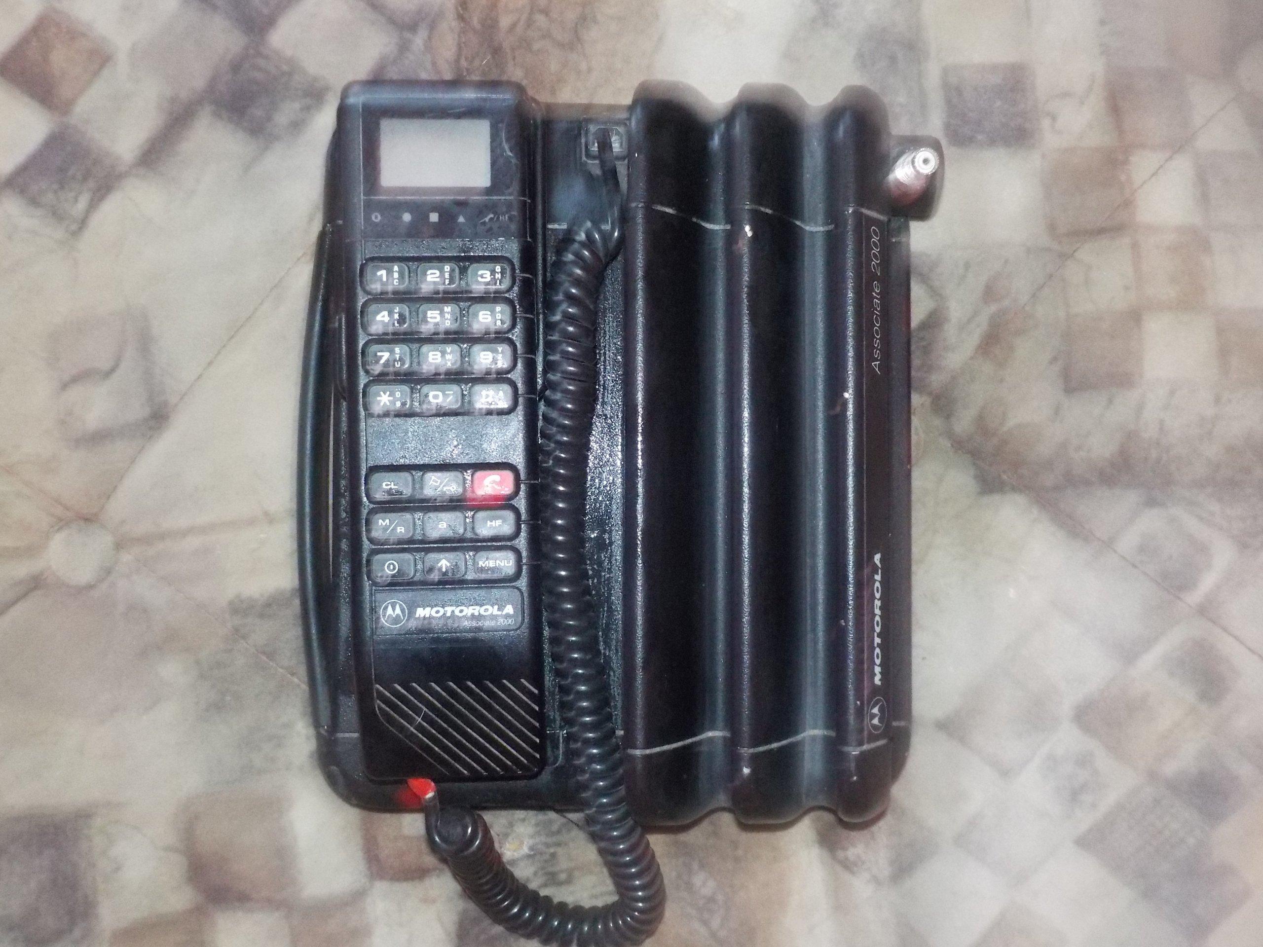 Wybitny TELEFON MOTOROLA ASSOCIATE 2000 - 7144278173 - oficjalne archiwum CY54