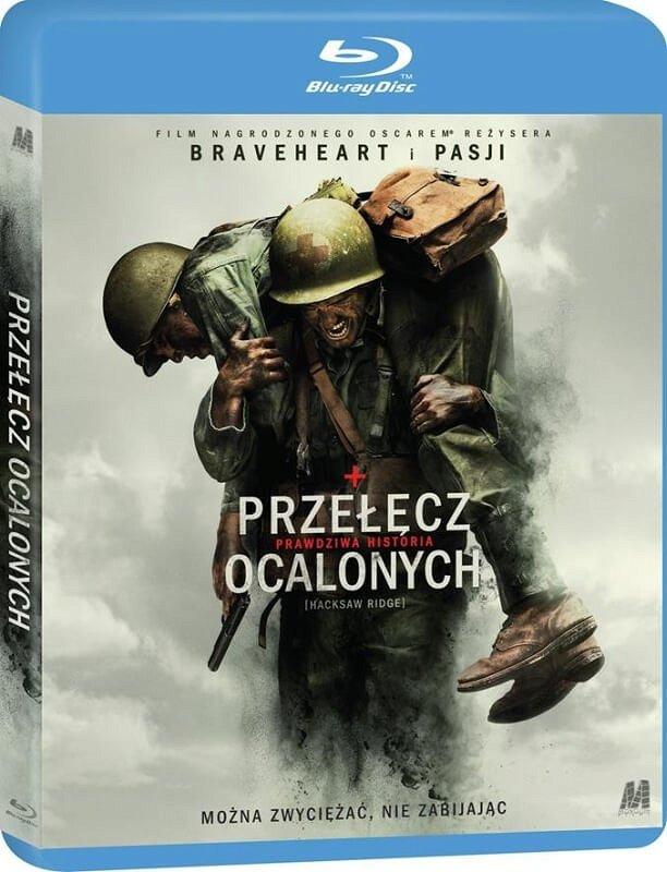 PRZEŁĘCZ OCALONYCH Blu-ray FOLIA
