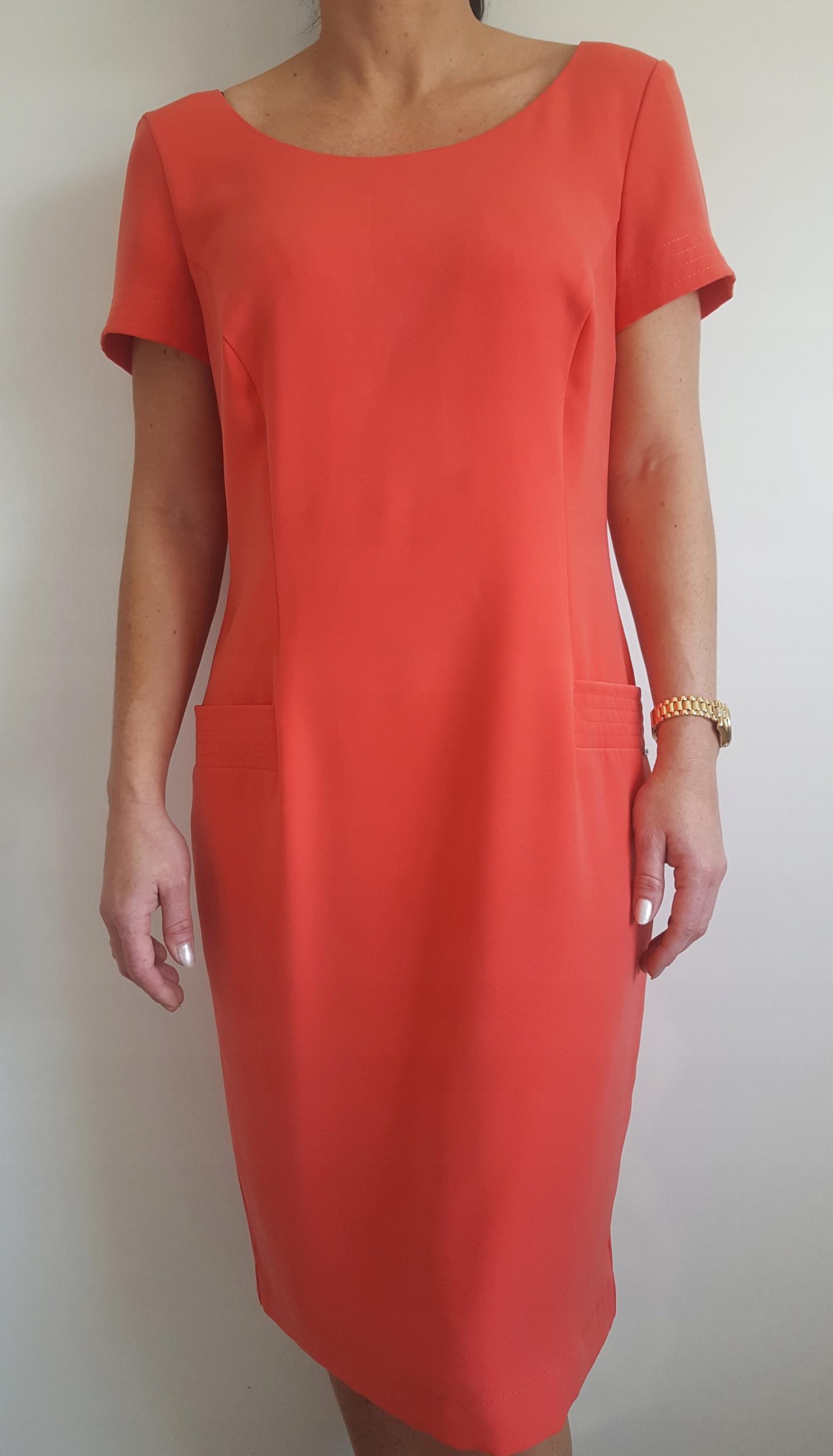 59db3fcd52 Salko ciekawa sukienka 40 K - 7623391987 - oficjalne archiwum allegro