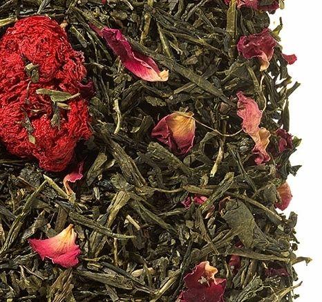 Herbata Zielona Smakowa Kwiat Granatu 1kg 7363340400 Oficjalne