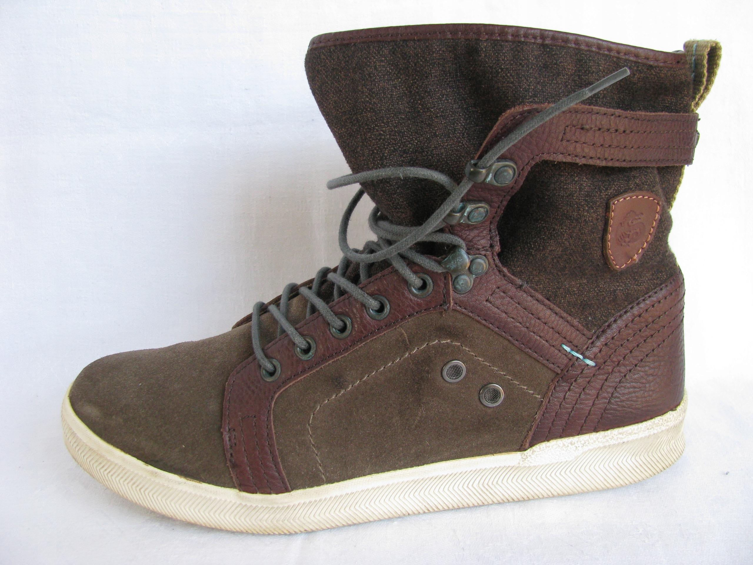 16212dc9182a7 FEUD wygodne buty r 43 (28,5cm) skóra - 7681486305 - oficjalne ...