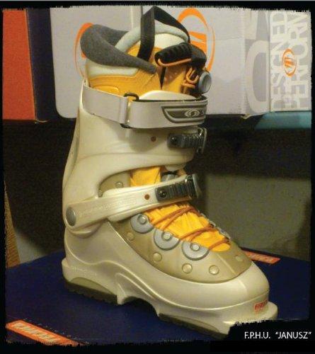 Buty narciarskie Salomon Verse 6.0