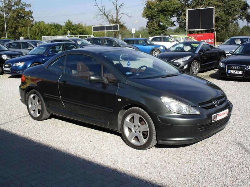 Peugeot 307 CC 2.0 136 KM I właściciel Gwarancja 1
