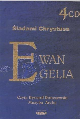 Ewangelia Śladami Chrystusa CD
