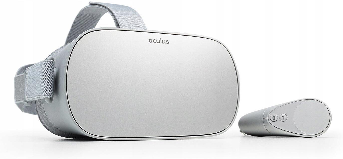 Oculus Go 32 GB Zestaw VR 360 QHD Gogle VR