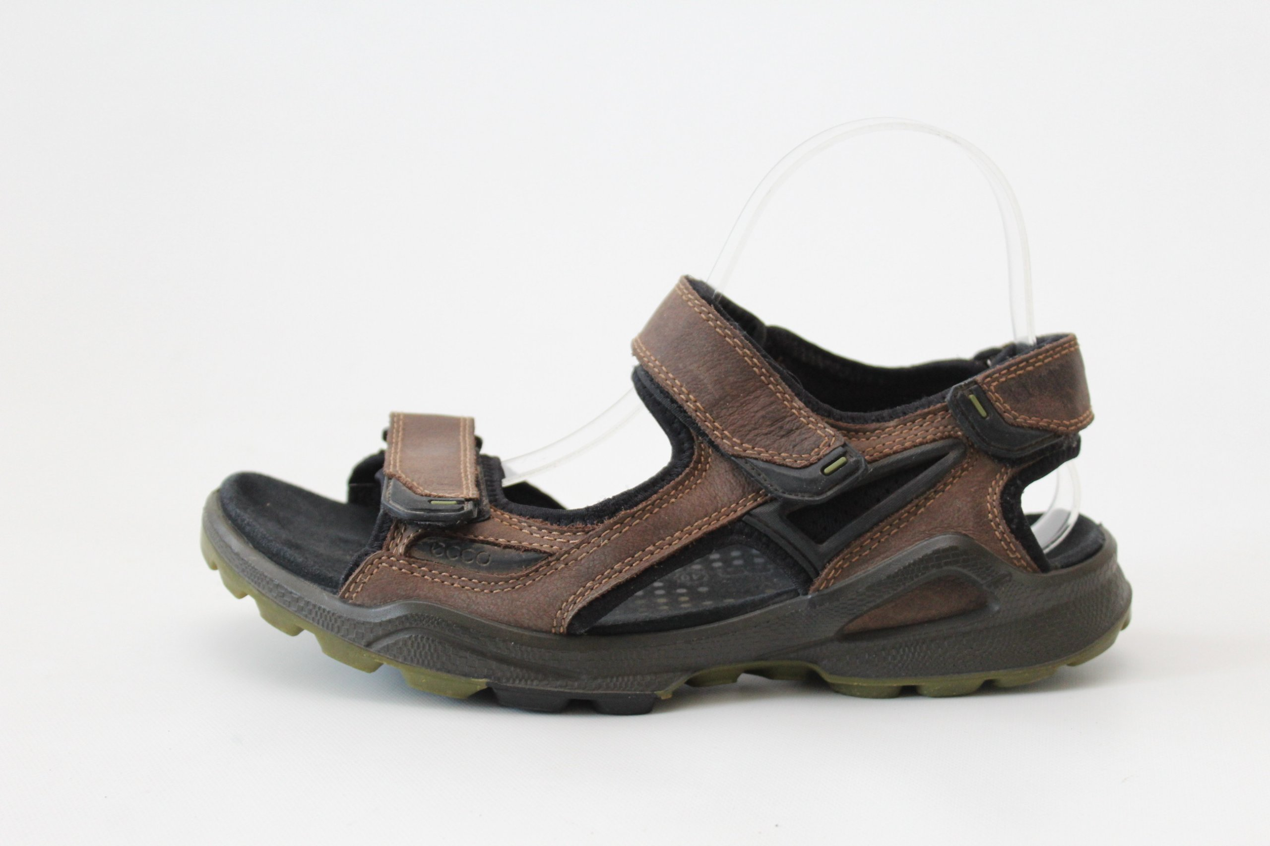 df43537b ECCO BIOM - skórzane sandały r. 40 (25,5 cm) - 7388313098 ...