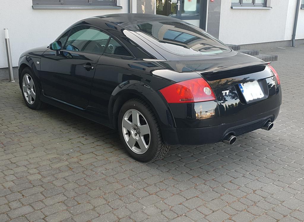 Audi Tt 18t 8n Lift Quattro 132kw 2002r Usa Full 7301558971