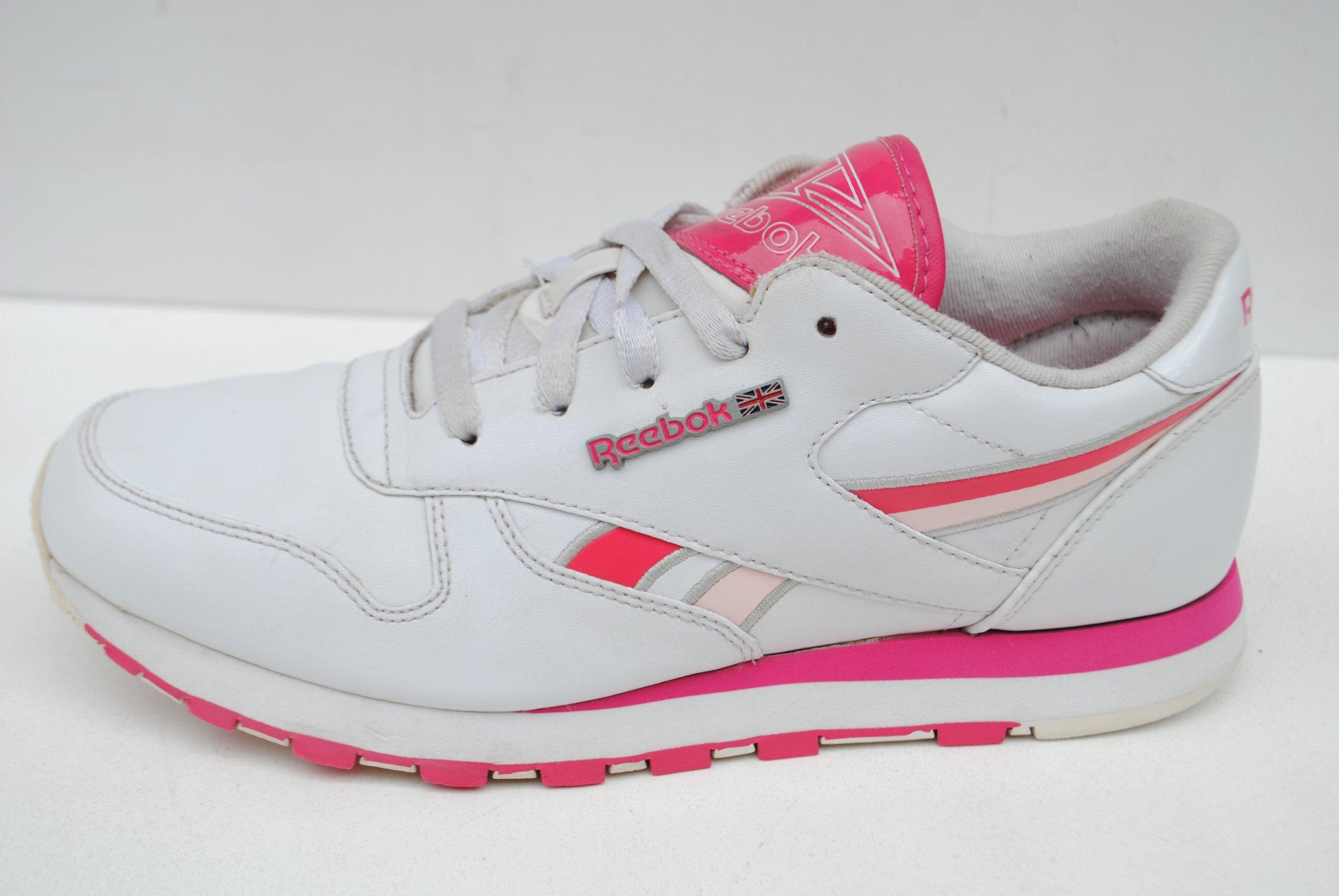 Rebbok buty sportowe 40 skóra damskie Galeria zdjęć i