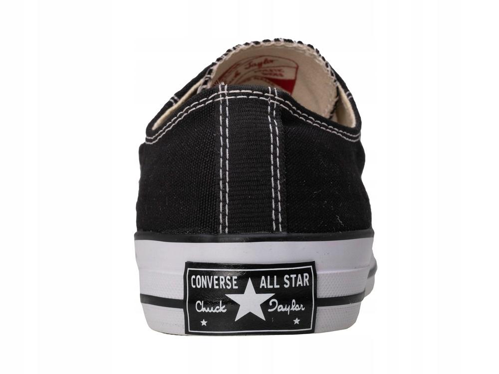 trampki Converse 144757C All Star czarne LICYTACJA