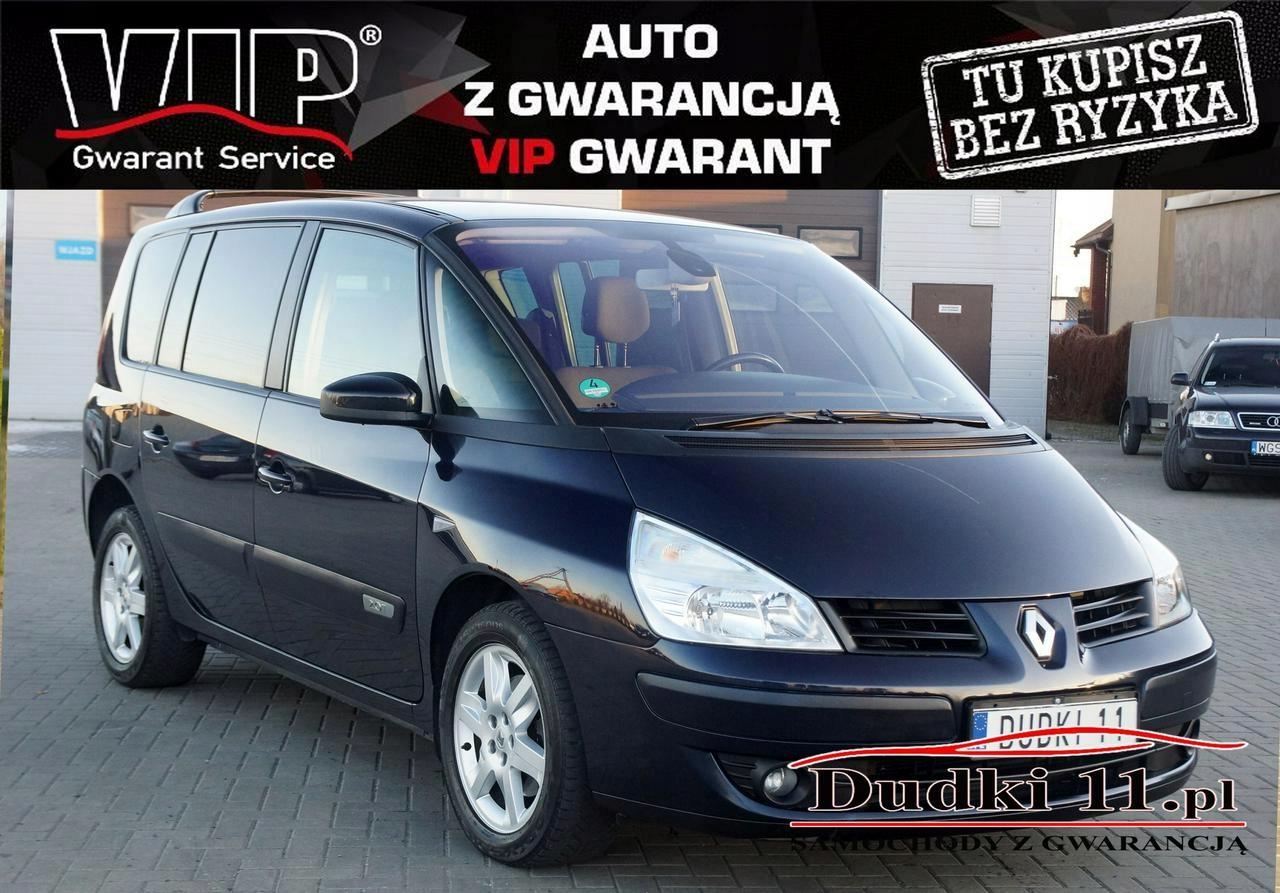 Renault Espace 2,0b turbo+gaz DUDKI 11 5