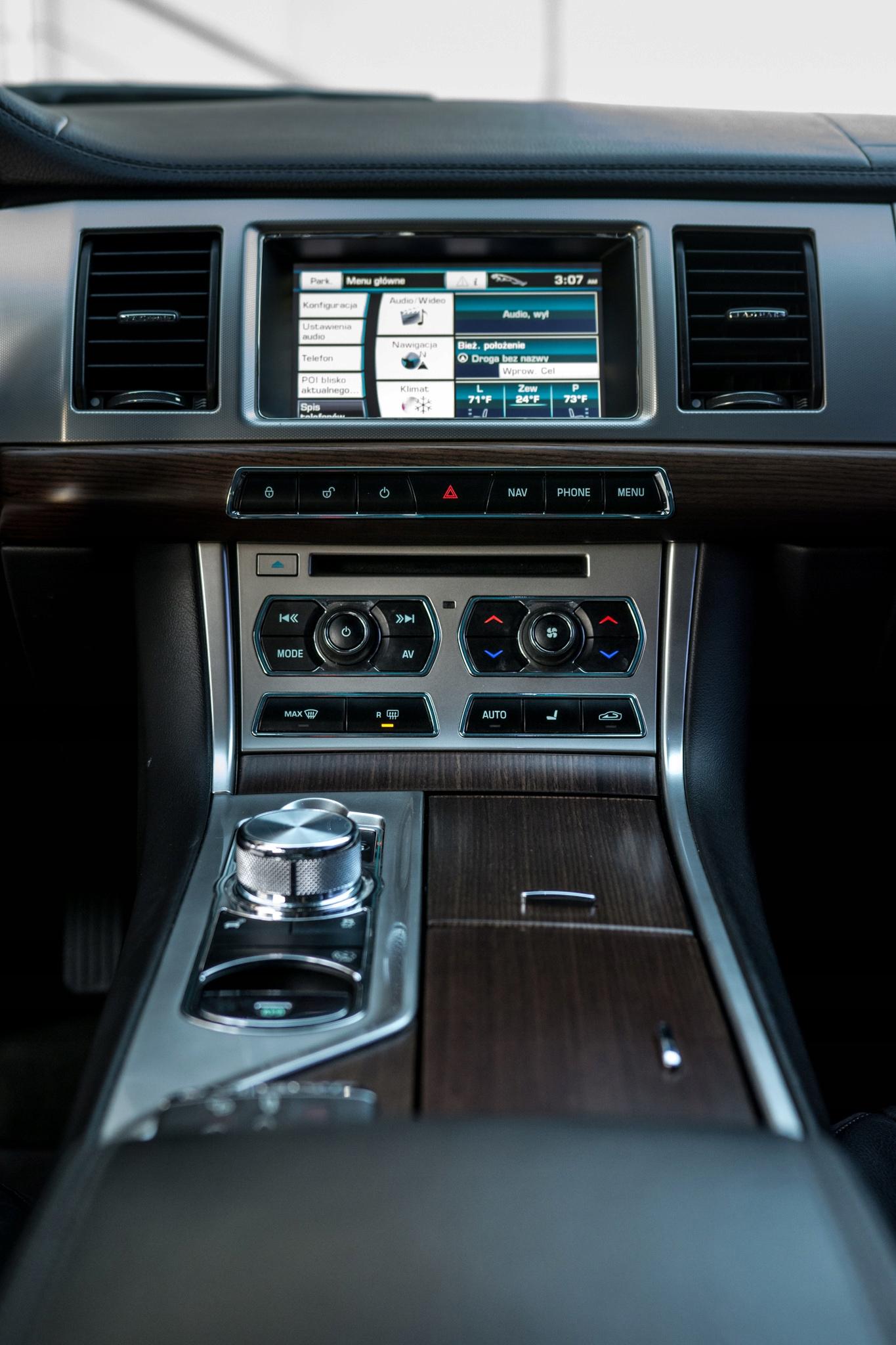 Jaguar XF X250 2013 - 7713826324 - oficjalne archiwum allegro