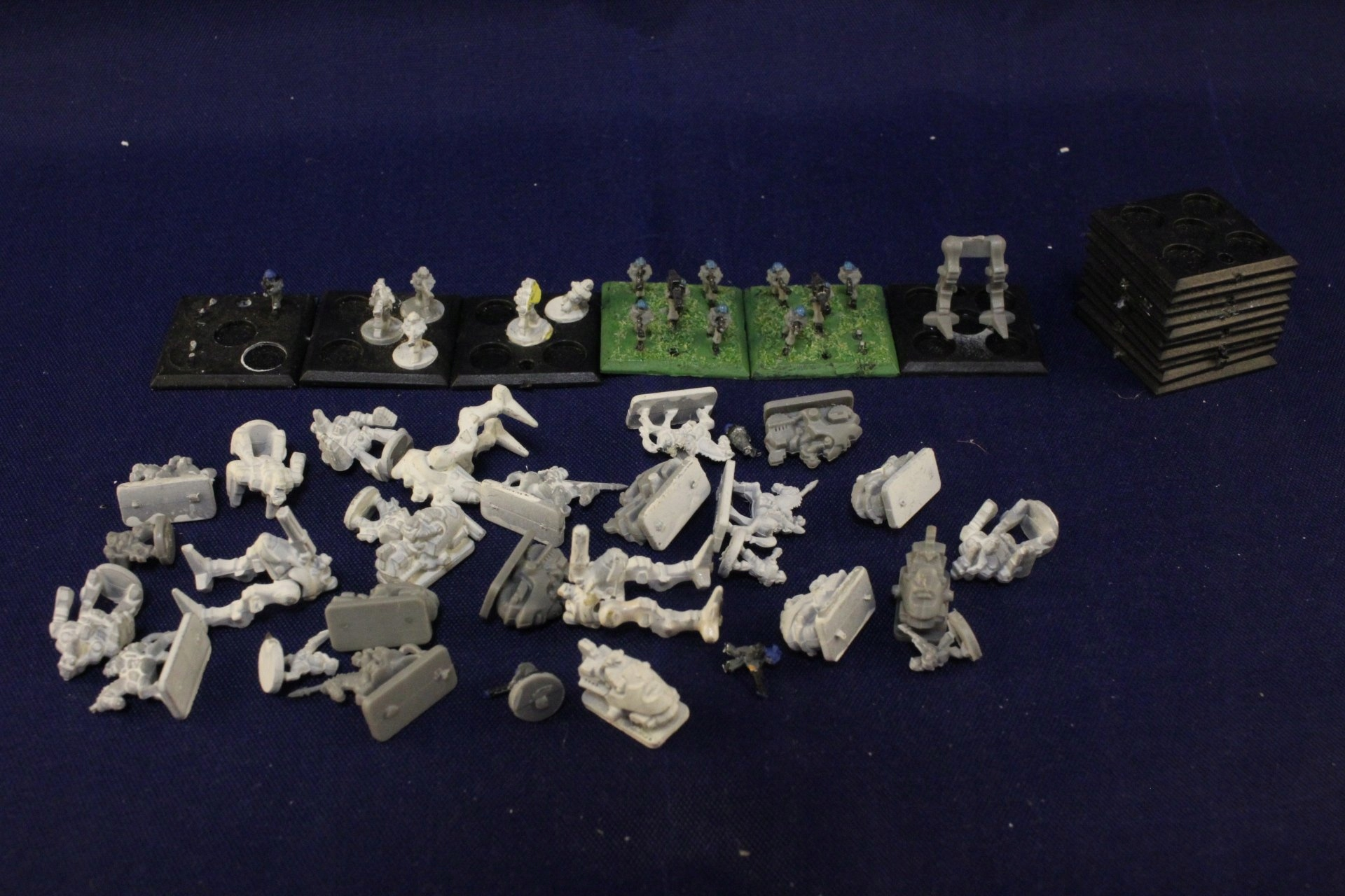 Epic 40k Imperial Guard zestaw figurek n3176 - 6710542532