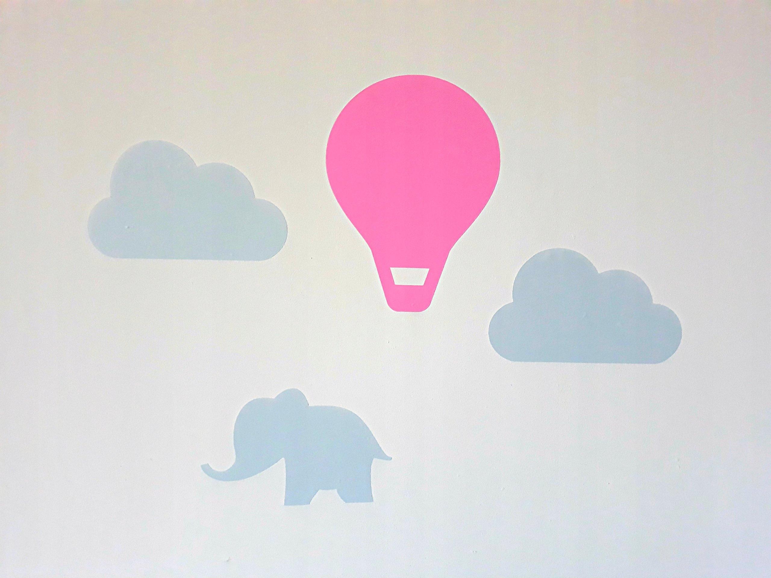 Naklejki Na Sciane Balony Kolory 7251679306 Oficjalne Archiwum