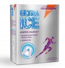 ULTRA ICE Kompres chłodzący 14 x 18cm 2szt