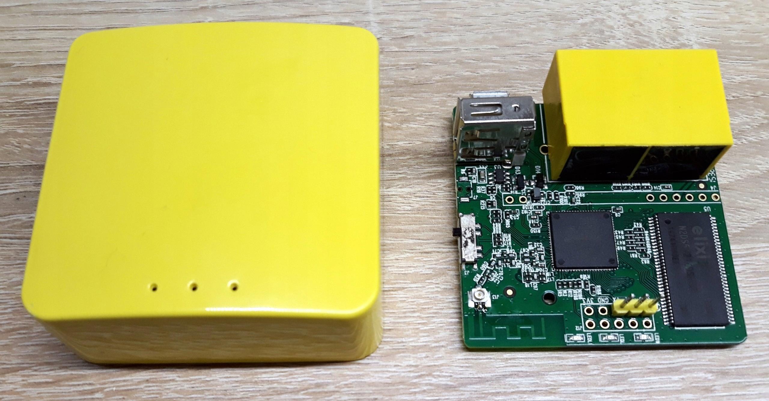 Router GL.iNet GL-AR150 USB Wifi 2.4G OpenWrt