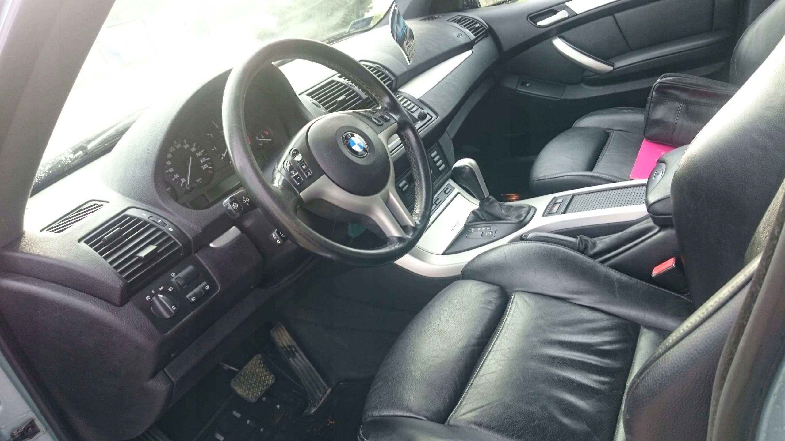 BMW X5 3 0D oficjalne archiwum allegro