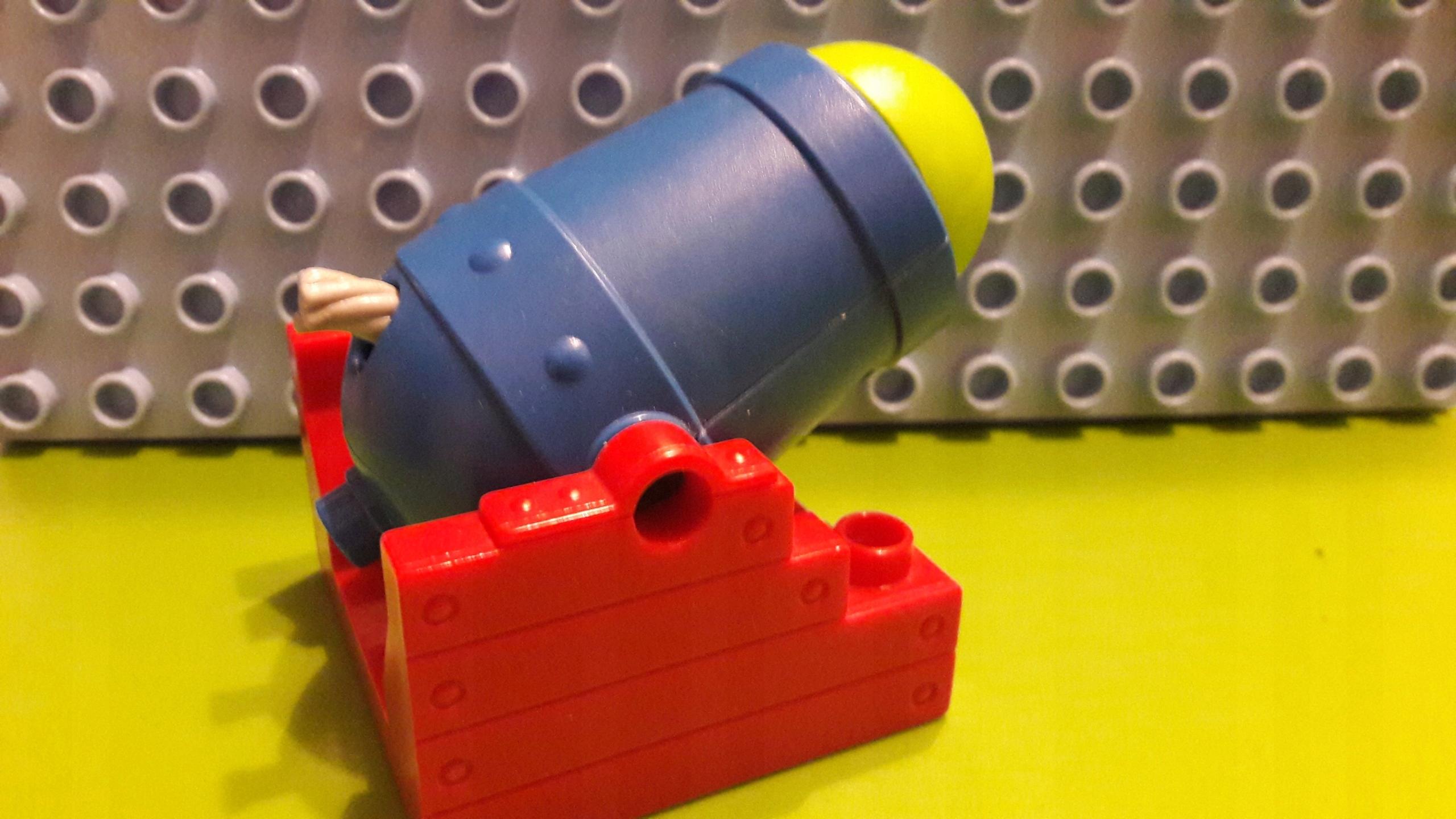 Klocki Lego Duplo Armata Cyrk Statek Zamek 7513893488 Oficjalne