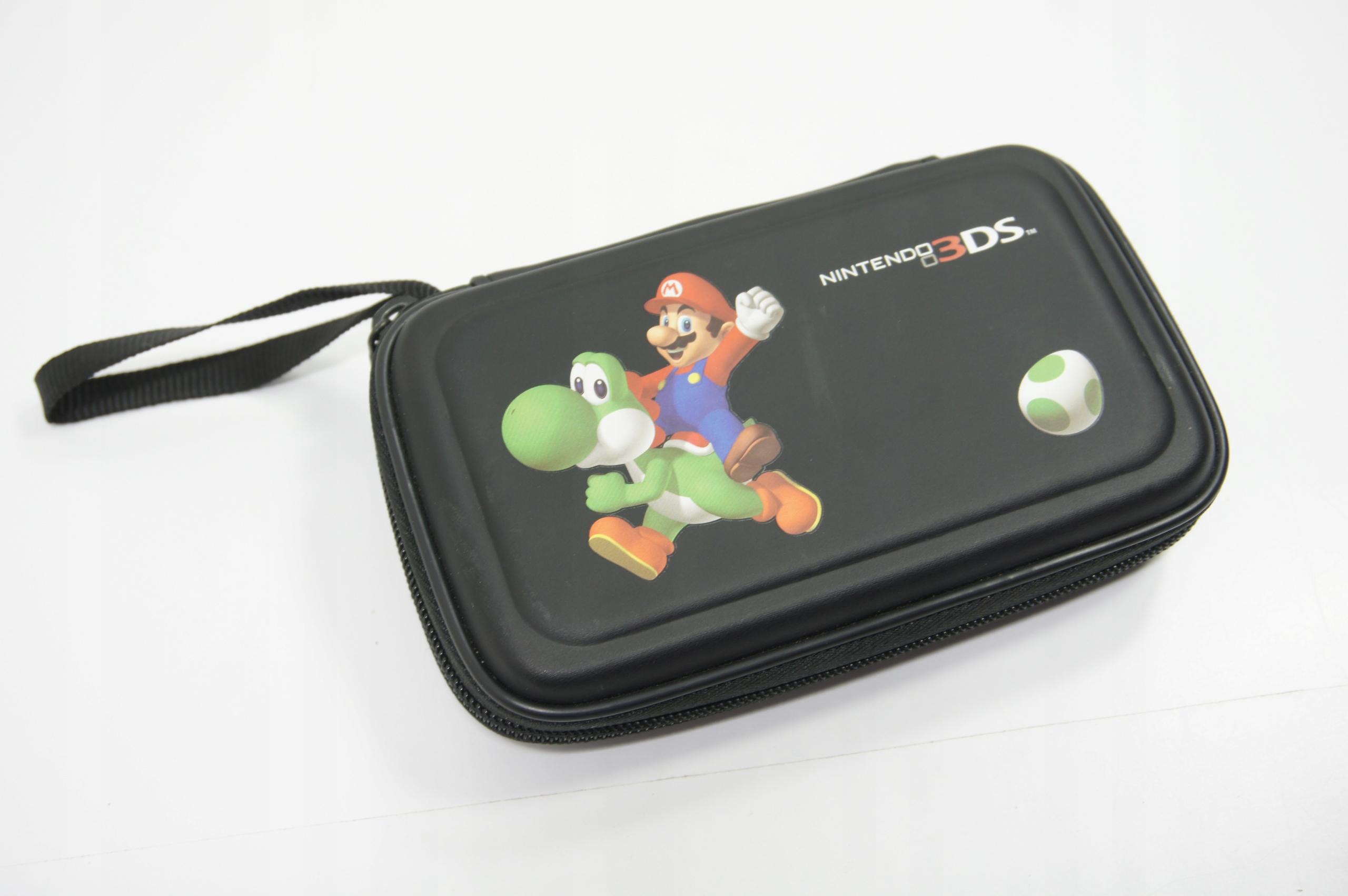 Pokrowiec Hard Case Nintendo 3DS Mario Oryginał