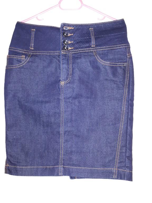 2aea0d8f16 Vero Moda spódniczka jeans xs - 7364044049 - oficjalne archiwum allegro