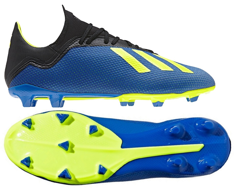 Buty Piłkarskie Korki Adidas X 18.3 FG BB9366 Korki