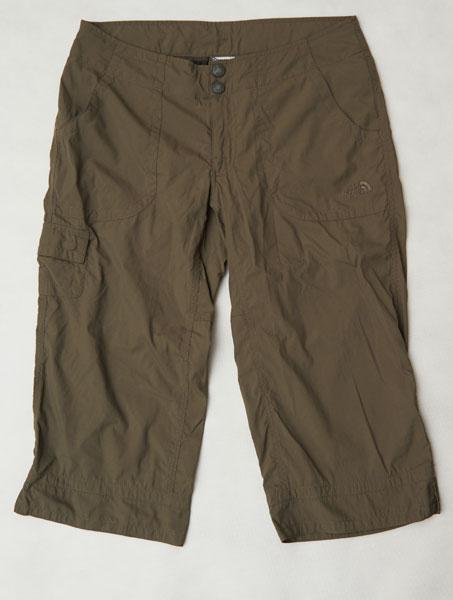 MAMMUT spodnie termoaktywne 3/4 S