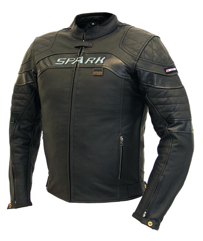 928addfa Męska kurtka motocykla Spark Dark 2XL - 7213169139 - oficjalne ...