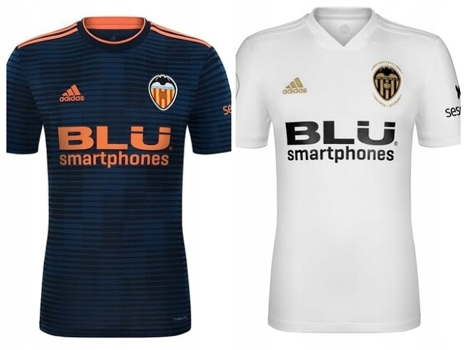 Valencia 19 Nadruk Promocja Koszulka M 18