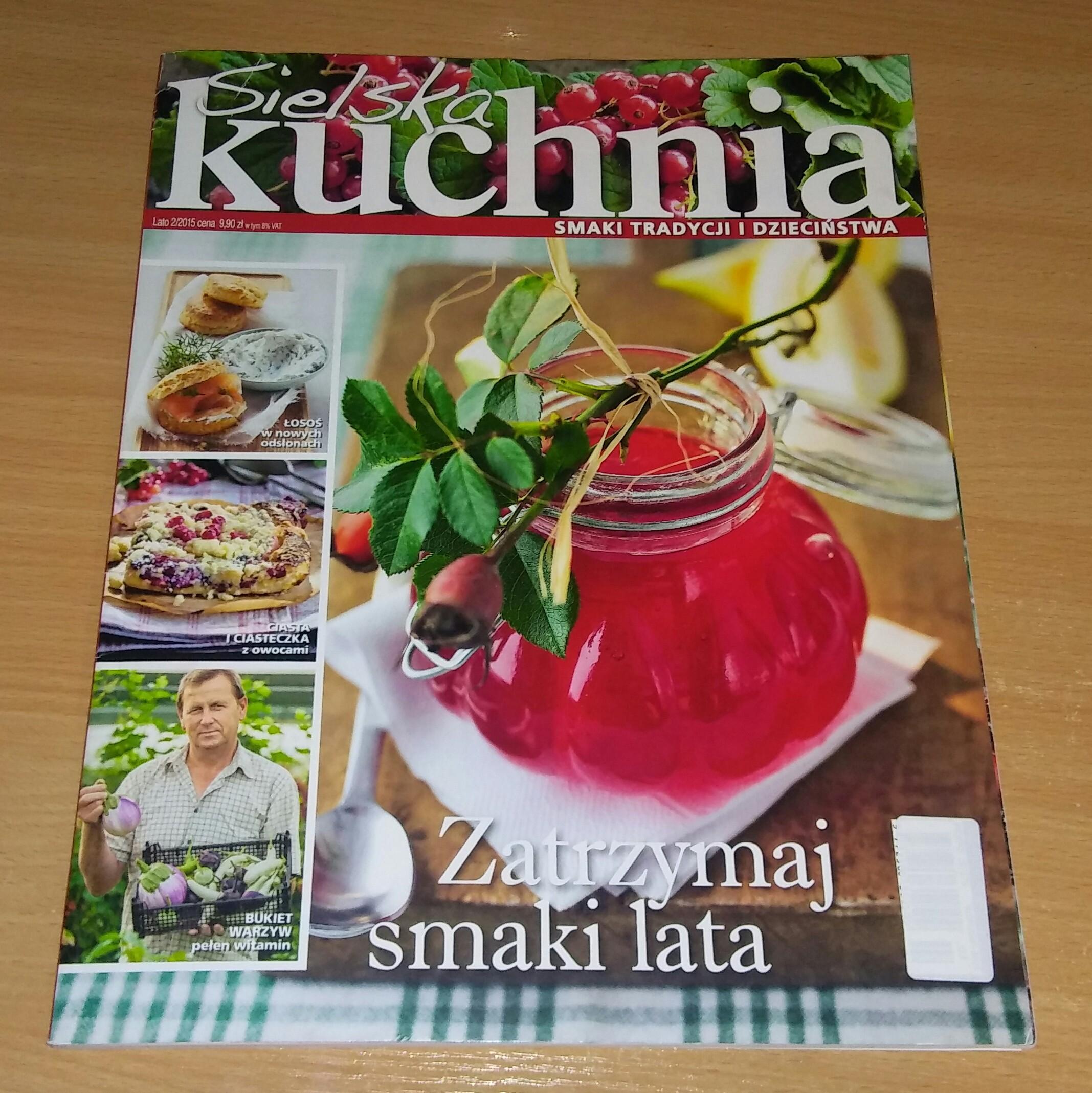Sielska Kuchnia 22015 Smaki Tradycji Dzieciństwa