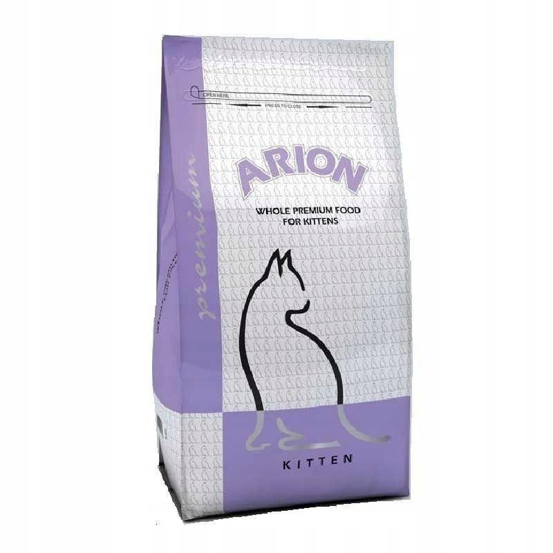 ARION Premium Cat Kitten 10kg + GRATIS