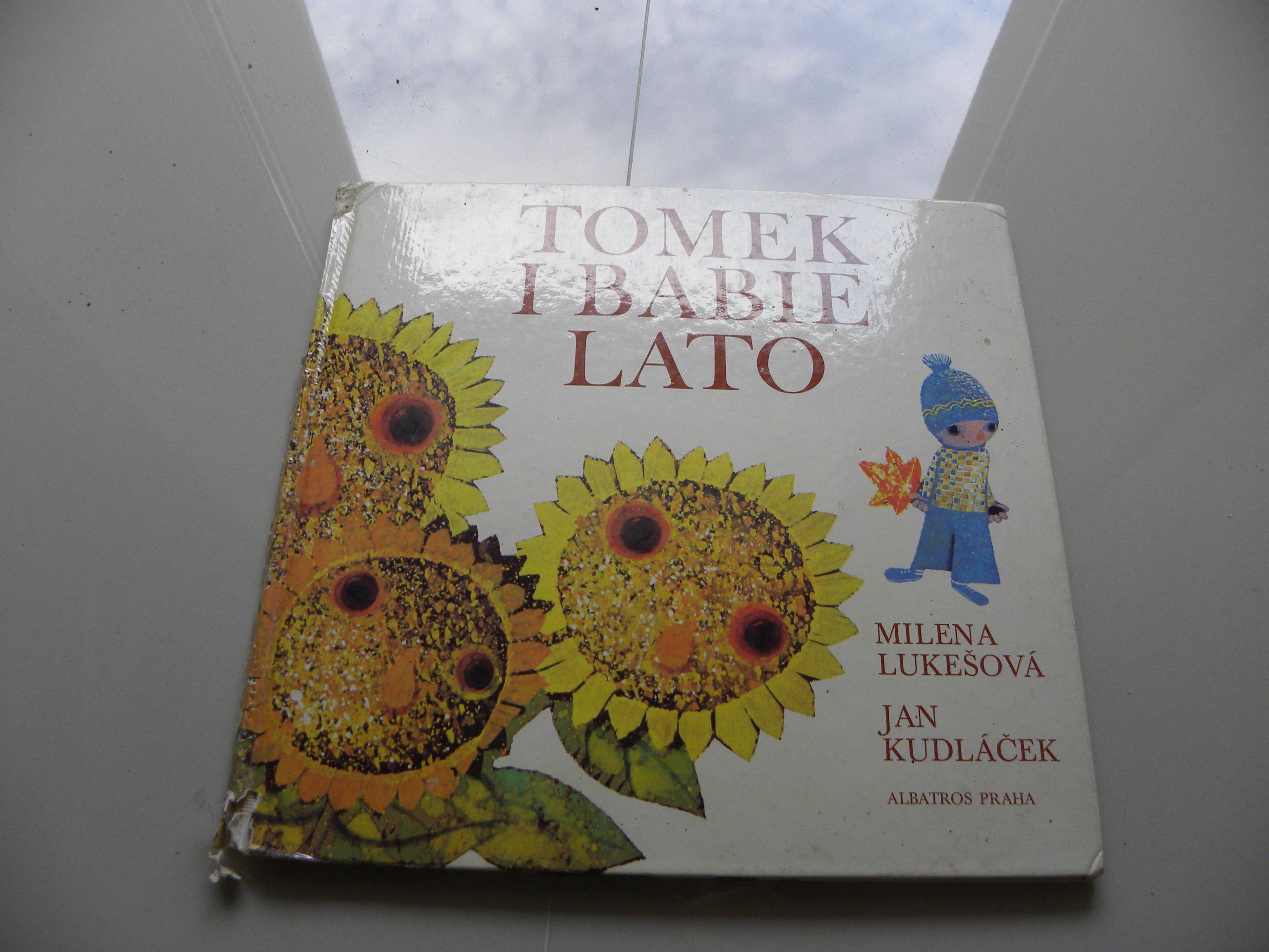 Tomek I Babie Lato Lukesova 1976