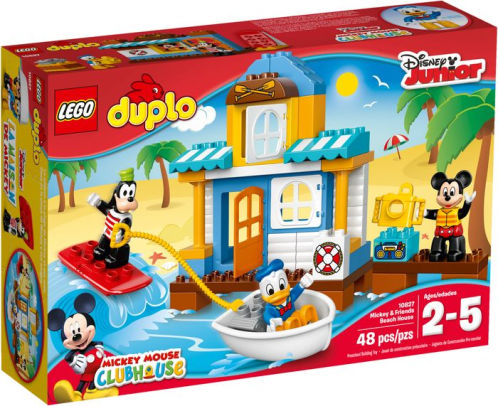 Klocki Lego Duplo Myszka Miki Mini Mega Zestaw 7050663583