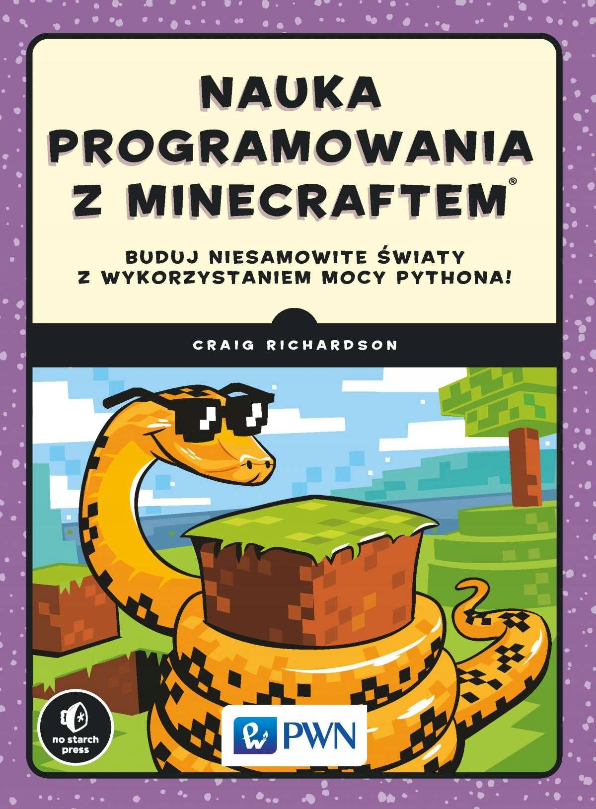 Nauka programowania z Minecraftem Craig Richardson