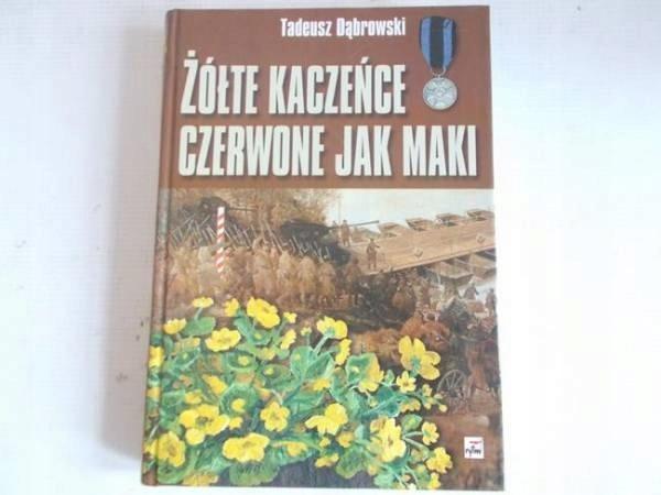 żółte Kaczeńce Czerwone Jak Maki Dąbrowski 7519511640