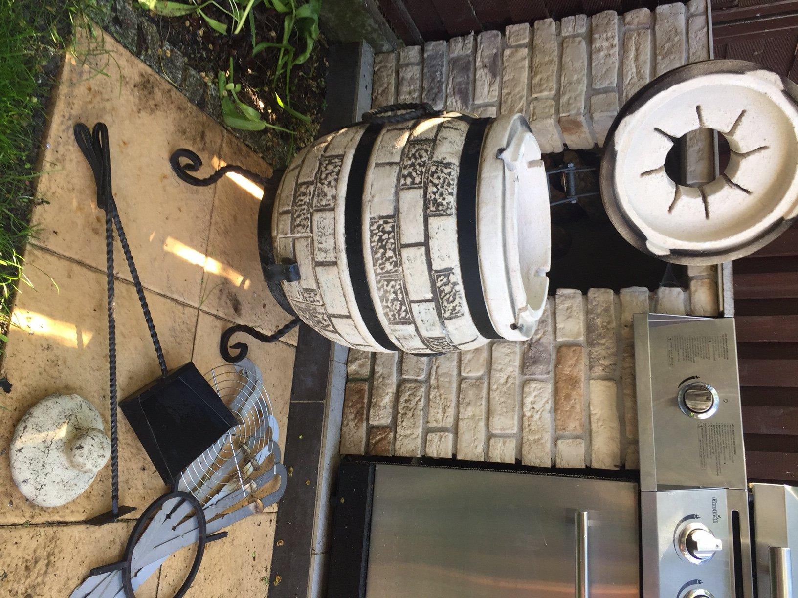 Fantastyczny piec tandoor, tandor, za pół ceny, grill wędzarnia - 7336148498 PU57