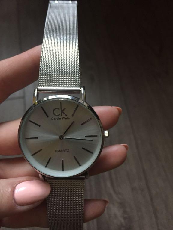 5e208e19c1ce8 Zegarek Calvin Klein z pudełkiem damski - 7156299134 - oficjalne ...