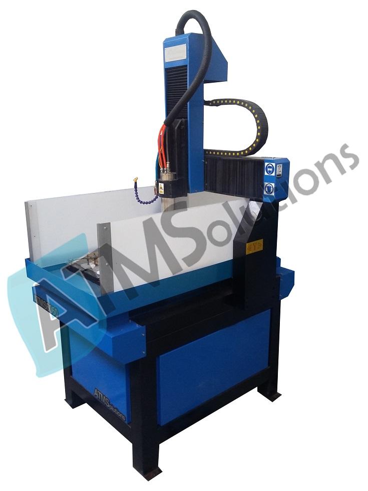 Rewelacyjny Mała stojąca frezarka CNC ATMS 600600 ruchomy stół - 6928661331 VB83