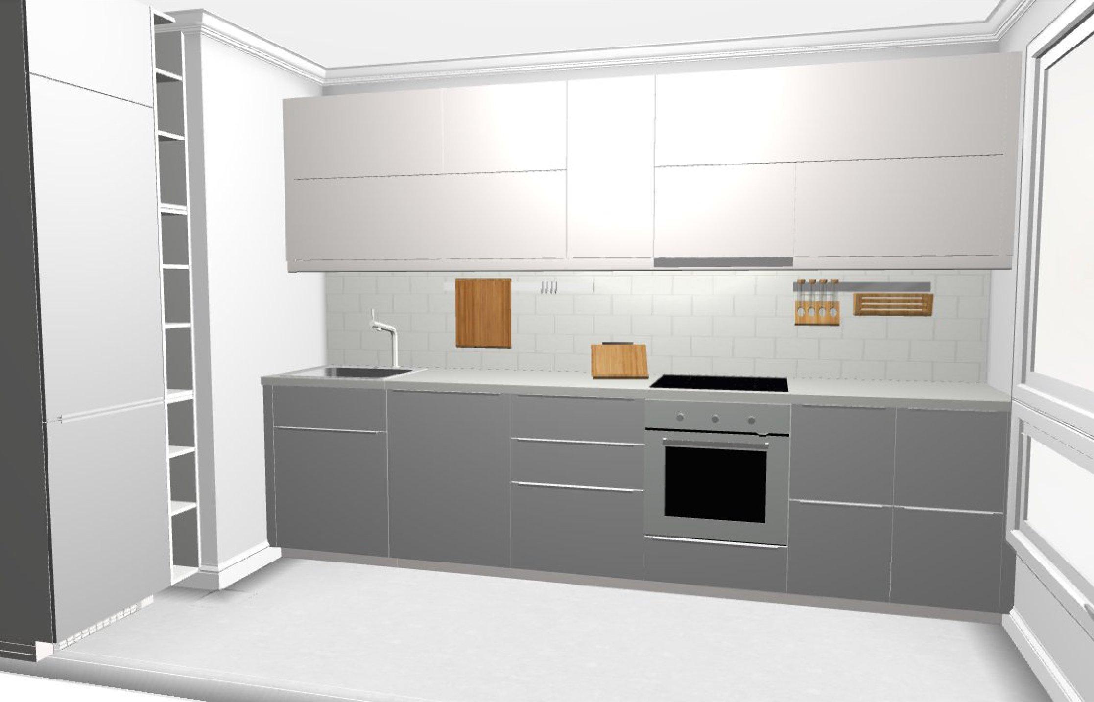 Kuchnia Projekt Ikea