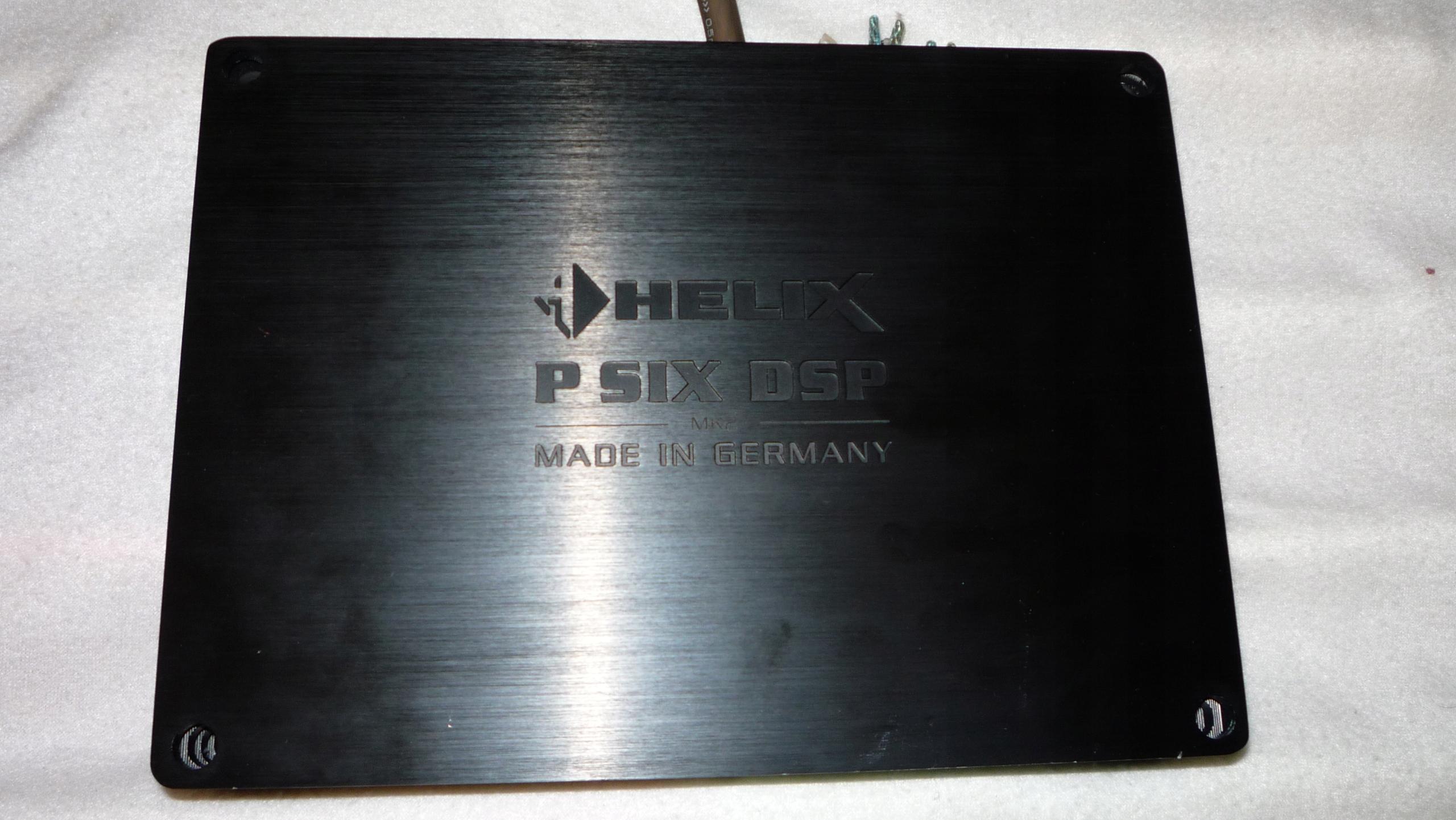 Helix P SIX DSP MKII Procesor Dzwięku 6-kanałowy