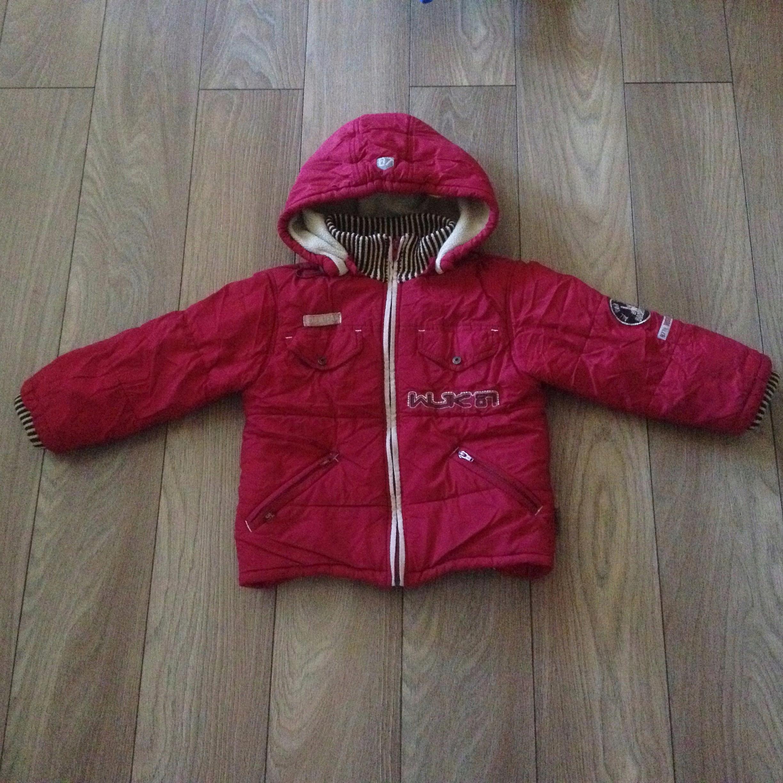 5cee9e378d125 WÓJCIK kurtka zimowa chłopięca, rozmiar 110 - 7565251384 - oficjalne ...