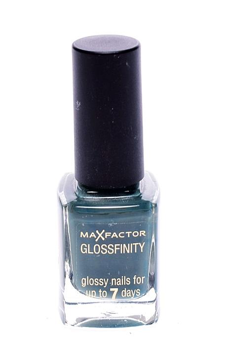 4625-7 ..MAX FACTOR AQUA MARINE... i#u LAKIER 11ML
